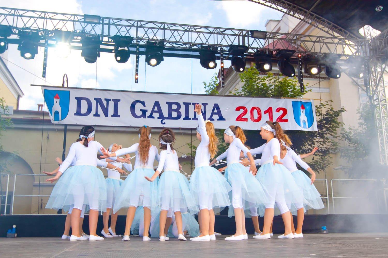 MGOK, Dni Gąbina - zajęcia taneczne